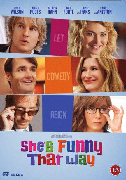 Shes funny that way, DVD