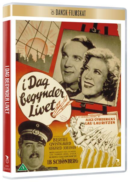 I dag begynder livet, Dansk Filmskat, DVD, Film, Movie