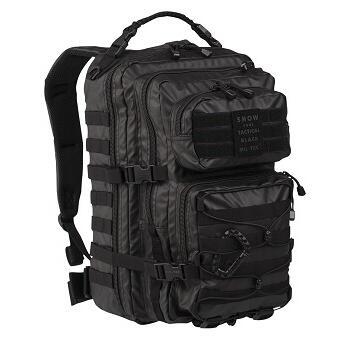 Mil-tec - US Assault Pack Large (Taktisk Sort)