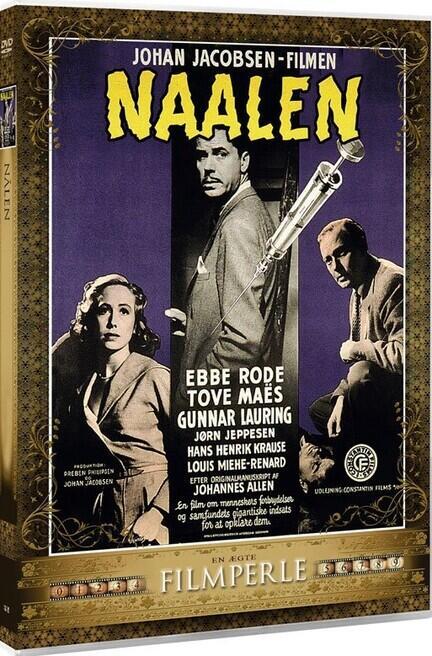 Naalen, Nålen, Filmperle, DVD Film, Movie