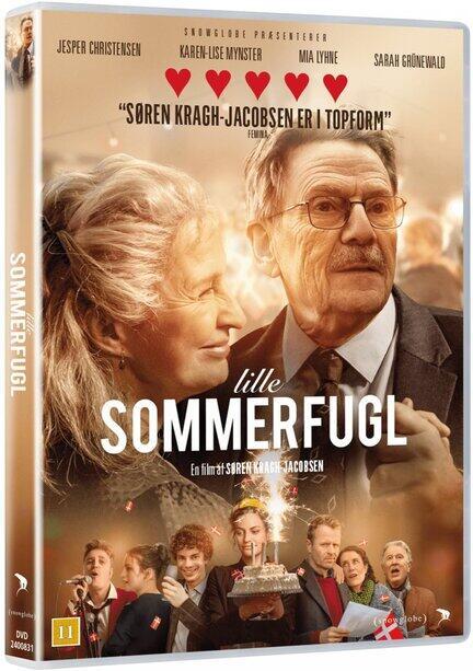 Lille Sommerfugl, DVD
