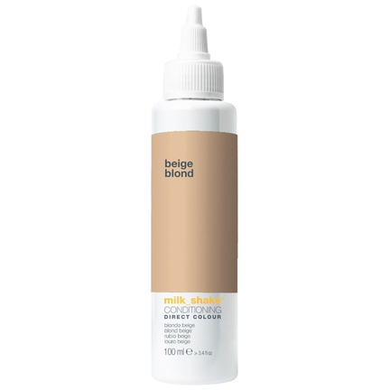 Milk_shake Conditioning Direct Colour 100 ml - Beige Blond