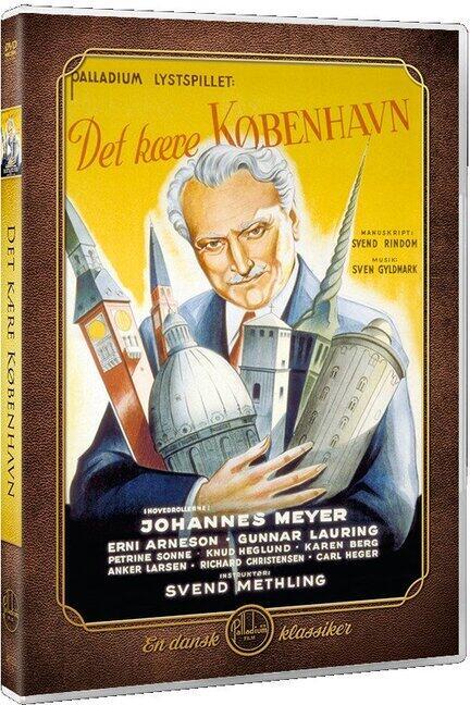 Det kære København, Palladium, DVD, Movie