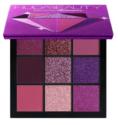 Øjenskygger i violette og lilla nuancer