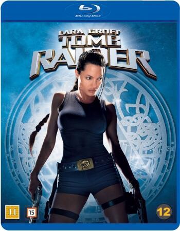 Tomb Raider, Bluray