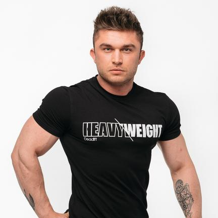 Stony sportswear, Deadlift, T-shirts Heavy Sort