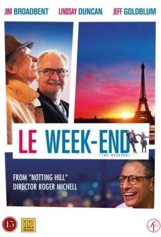 Le week-end, The week-end, DVD