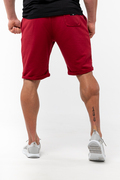 Stony Sportswear, Deadlift, Gym Shorts Bordeaux 2