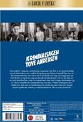 Kriminalsagen Tove Andersen, Dansk Filmskat, DVD, Movie, Film