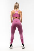 Stony Sportswear, Deadlift, Tights Sømløse Fuchsia 4
