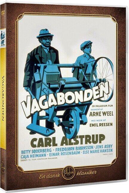Vagabonden, DVD, Movie, Palladium