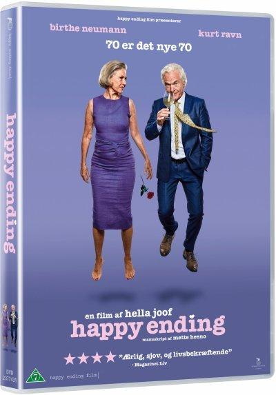 Happy Ending, DVD
