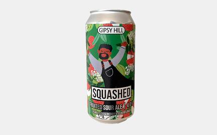 Squashed: Lychee, Gooseberry, Elderflower pris - Fruited Sour fra Gipsy Hill