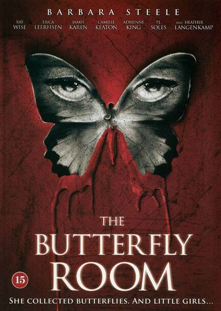 The Butterfly Room, DVD