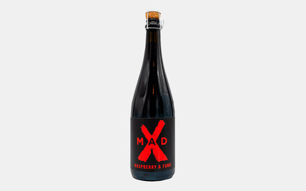 Raspberry & Funk · Farmhouse Ale fra MadX