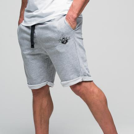 Stony Sportswear, Deadlift, Gym Shorts Grå