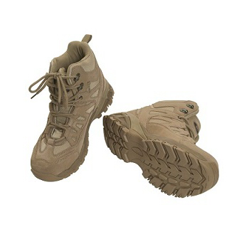 Mil-tec - Squad Boots 5 Tommer (Coyote)