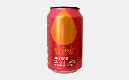 Uptime - Alkoholfri Lager fra Big Drop