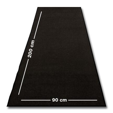 Sort løber  90x200cm perfekt indgang