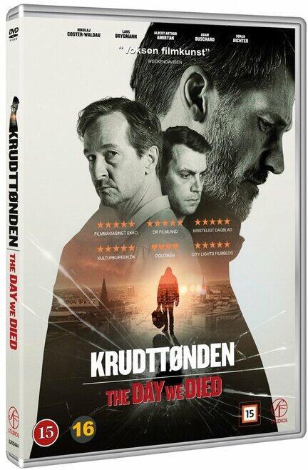 Krudttønden, DVD Film, Movie