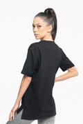Bolt kvinde T-shirts sort Bagsiden