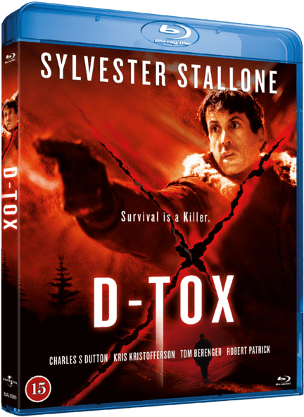 D - Tox, Bluray