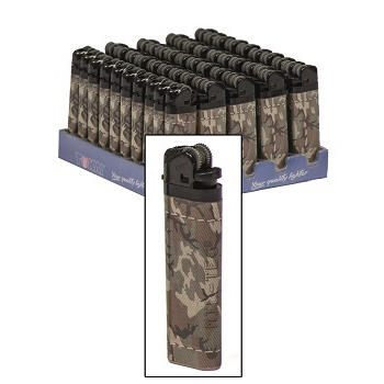 Mil-tec - Lighter 1 stk (Woodland)