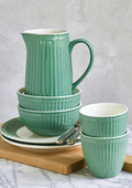 GreenGate Alice dusty green
