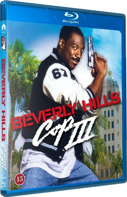 Frækkere end politiet tillader, Beverly Hills, Bluray, Movie