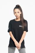 Bolt kvinde T-shirts sort