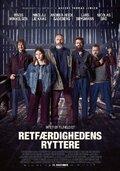 Retfærdighedens Ryttere, DVD Film, Movie