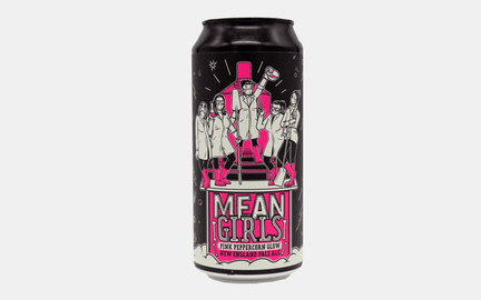 Mean Girls · New England Pale Ale fra Mad Scientist