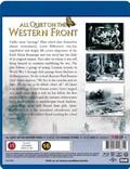 Intet nyt fra vestfronten, All Quiet on the western front, Bluray, Movie