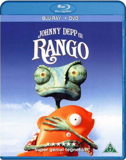 Rango, Bluray