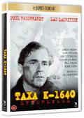 Taxa K-1640, DVD Film, Movie, Dansk Filmskat