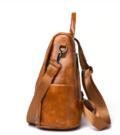 En smart rygsæk en Lækker taske i brun eller sort Læder.