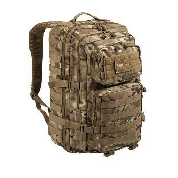 Mil-tec - US Assault Pack Large (Multitarn)