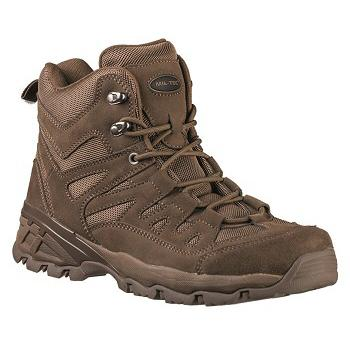 Mil-tec - Squad Boots 5 Tommer (Brun)