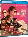 Baby Driver, Bluray