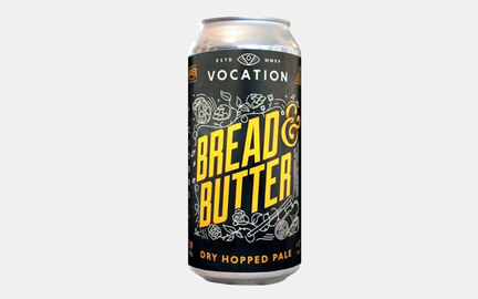 Bread & Butter - Pale Ale fra Vocation