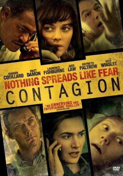 Contagion, DVD