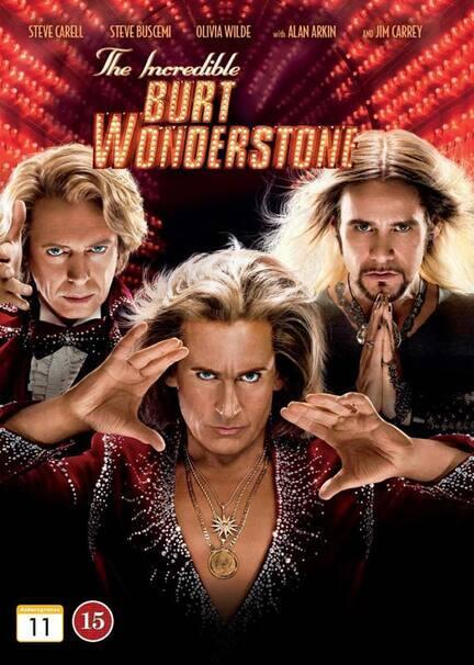 The Incredible Burt Wonderstone, DVD