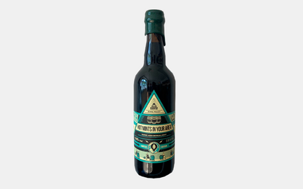 Hot Mints In Your Area · Barrel Aged Stout fra Mad Scientist