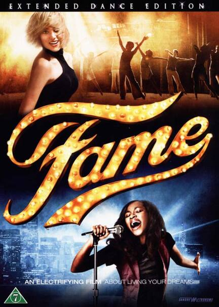 Fame, DVD