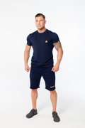 Stony Sportswear, Deadlift, Origin T-shirts Marineblå