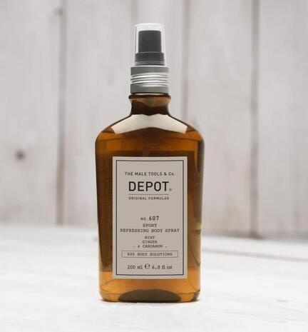 Depot No. 607 Sport Refreshing Body Spray 200 ml