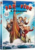 Far til fire og vikingerne, DVD,