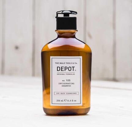 Depot 105 Invigorating shampoo 250 ml