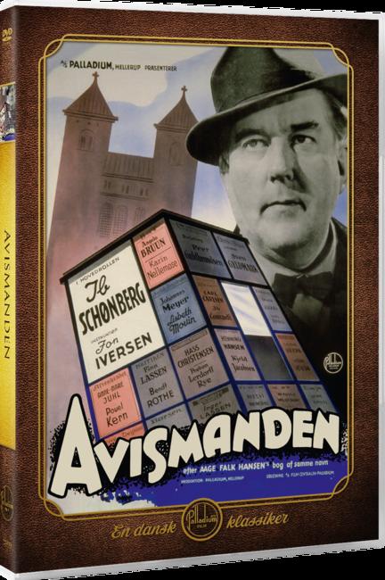 Avismanden, Palladium, DVD, Movie