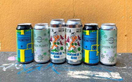 Ølpakke med 6 IPA til deling | Beer Me